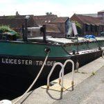 Leicester Trader Barge Newark